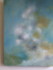 Untitled Skyscape ii - Patrick Morris – oil on canvas